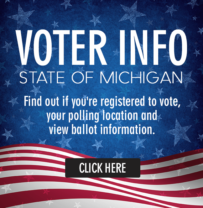 Voting Information State of Michigan
