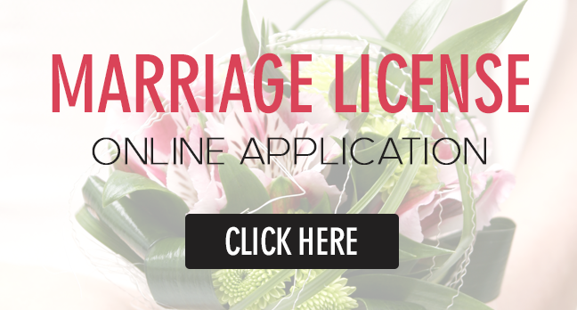 Apply for a Marriage License Online
